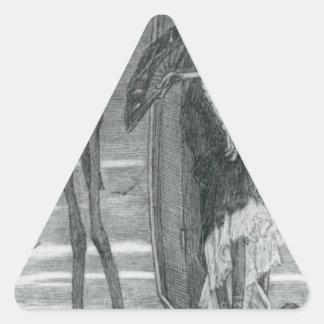 FelicienのROPによる最高の悪 三角形シール