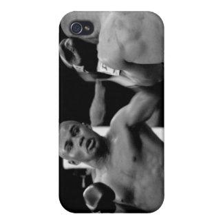 FelixチトートリニダードジュニアのボクシングのiPhoneの場合 iPhone 4/4Sケース