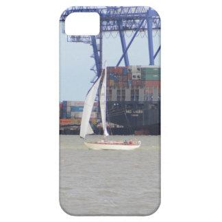 Felixstoweのクラシックなヨット iPhone SE/5/5s ケース
