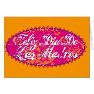 Feliz Dia De Las Madre カード