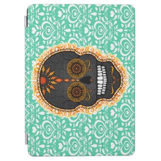 Feliz Muertos -お祝いの砂糖のスカル iPad Air カバー