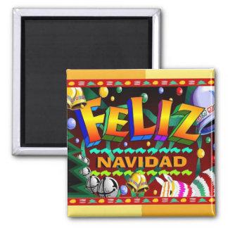 Feliz Navidadの磁石 マグネット