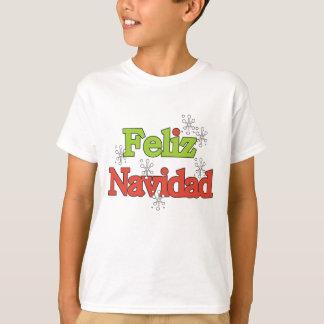 Feliz NavidadのTシャツおよびギフト Tシャツ