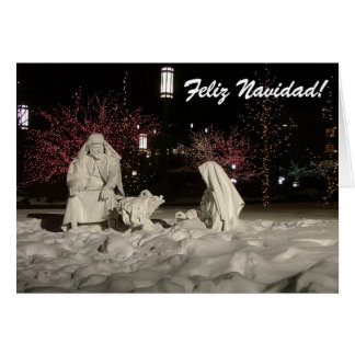 Feliz Navidad カード