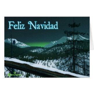 Feliz Navidad -静かな夜 カード