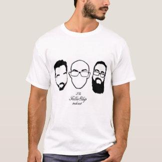 FellaShipのポッドキャストの頭部のティー Tシャツ