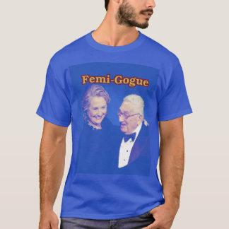 Femi-gogue対demi-gogue Tシャツ