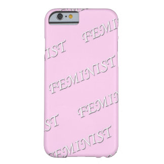 Feministaのiphoneの場合 Barely There iPhone 6 ケース