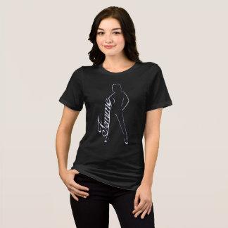 Femmeのシルエット Tシャツ