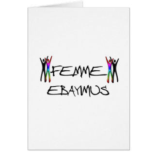 Femme Ebayimus カード