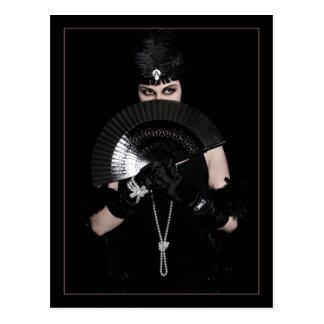 Femme Fatale -郵便はがき ポストカード