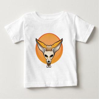Fennekのイラストレーションのファッション ベビーTシャツ