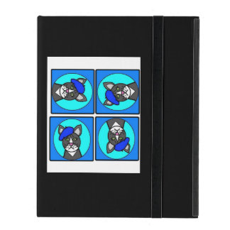 FeralartistのポートレートのiPadの場合 iPad ケース