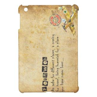 FernwehのiPadの場合 iPad Mini カバー