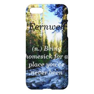 Fernwehのiphoneの場合 iPhone 8/7 ケース