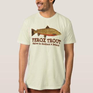 Feroxのマス Tシャツ