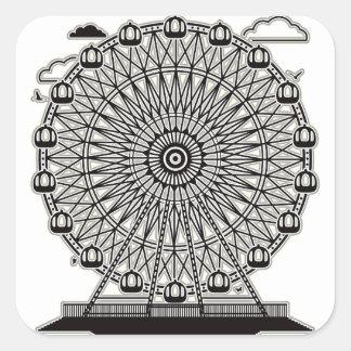 Ferris_Wheel スクエアシール