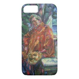 Ferruccio Busoni (1866-1924年) 1916年のポートレート(油 iPhone 8/7ケース