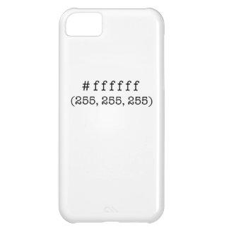 #ffffffのiPhone 5c、やっとそこに iPhone5Cケース