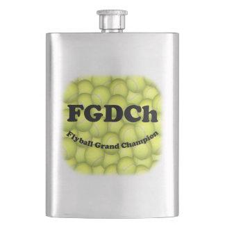 FGDChのFlyballの壮大なチャンピオン、30,000ポイント フラスク