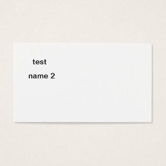 fgdfのテスト 名刺