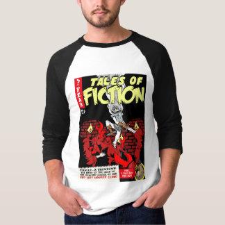 fiction3 tシャツ