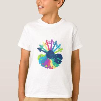 fiddlefun tシャツ