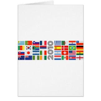 Fifaワールドカップ2010年 カード