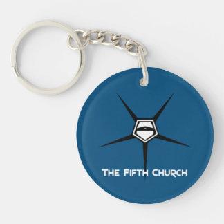 Fifth church keyholder [SCP Foundation] キーホルダー