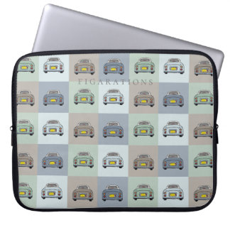Figarations Multi Figaro Cars Laptop Sleeve ラップトップスリーブ
