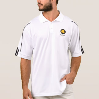FigDesignアディダスのゴルフClimaLite®のポロシャツ ポロシャツ