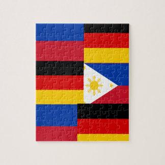 FILIPINO-GERMAN ジグソーパズル