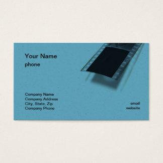 Filmstripの名刺 名刺