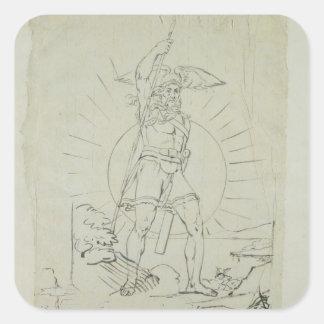 Fingal 1804-5年 スクエアシール