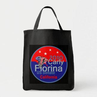 FiorinaのBag 2010年の上院議員 トートバッグ