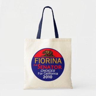 Fiorina 2010年のカリフォルニアのバッグ トートバッグ