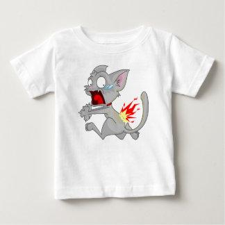 Fire_Kitty ベビーTシャツ