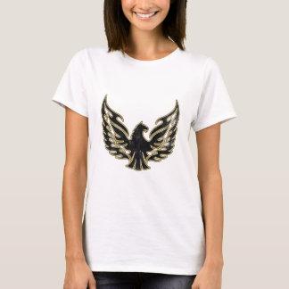 Firebird燃え立つこと Tシャツ
