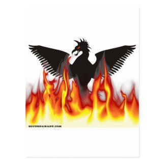 FireBird5 ポストカード