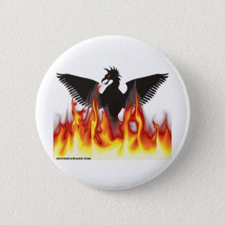 FireBird/フェニックス 缶バッジ