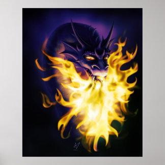 Firebreather ポスター