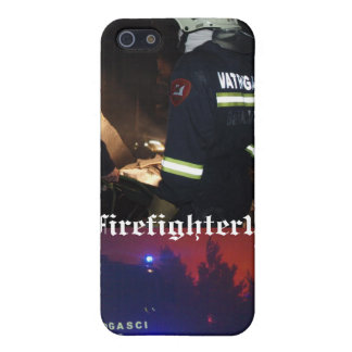 Firefighter16 iPhone 5 ケース