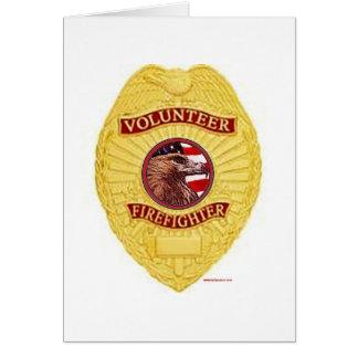 FireFighter_Badge_Volunteer カード