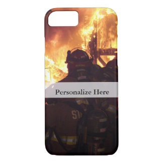 Firefighting Structure Fire iPhone 8/7ケース