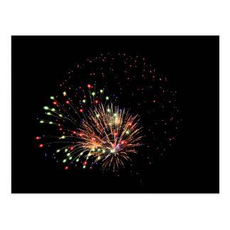 FireworksPostcard ポストカード