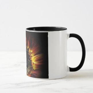 Fireyのヒマワリのマグ マグカップ