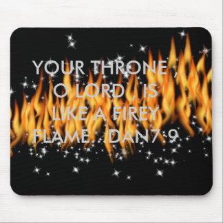 FIREYの炎 マウスパッド