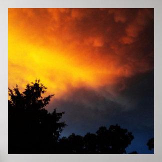 Fireyの空 ポスター