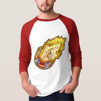 Fireyの送風 Tシャツ