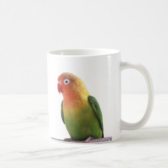 Fischer's Lovebirdのマグカップ コーヒーマグカップ